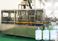 13KW 5 Gallon Water Bottle Filling Machine With Barrel Rinser For Pure Water